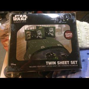 Star Wars twin sheet set